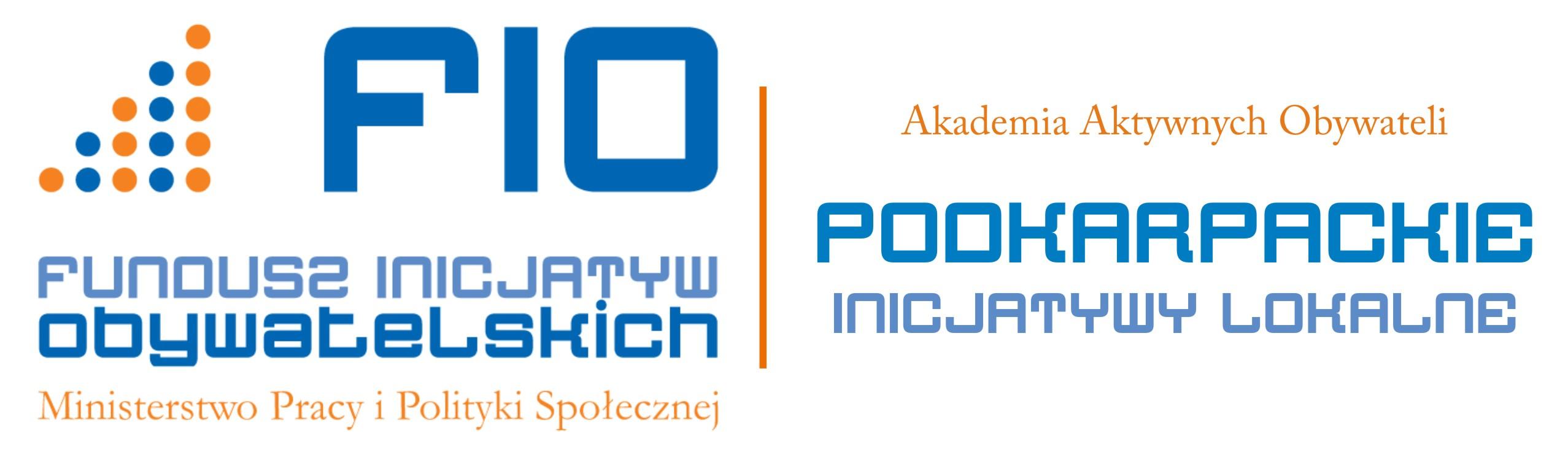 logo podkarpackie inicjatywy lokalne oryginal