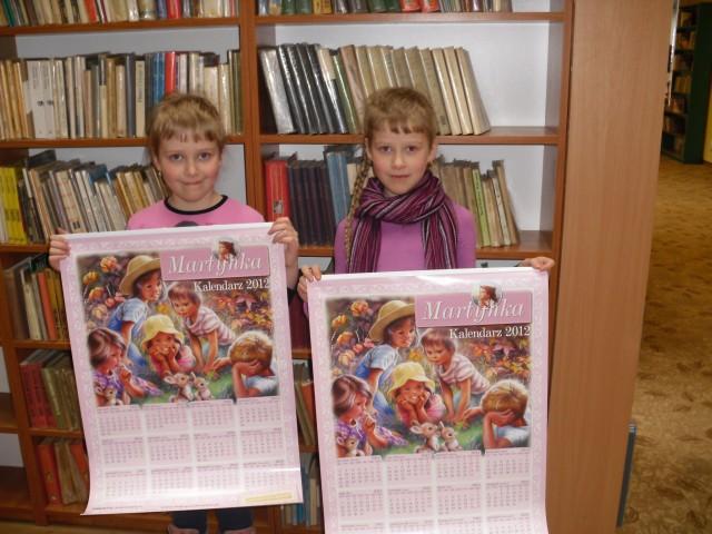 NAJLEPSZY CZYTELNIK DZIECIĘCY 2011R.GMINNEJ BIBLIOTEKI PUBLICZNEJ W IWONICZU-ZDROJU