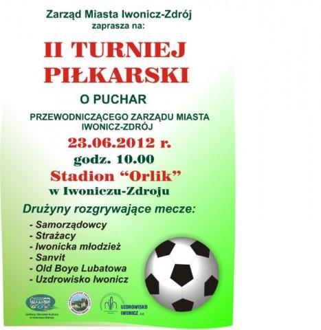 II Turniej Piłkarski