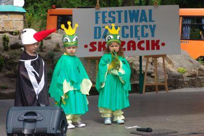 XIX Powiatowy Festiwal Twórczości Dziecięcej