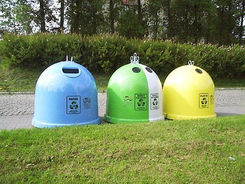 Odbiór segregowanych odpadów komunalnych