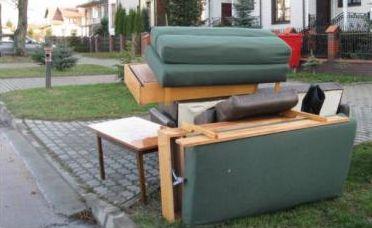 Zbiórka odpadów wielkogabarytowych