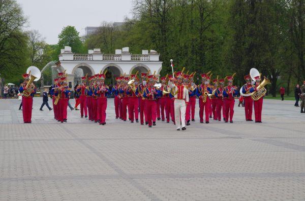 Koncert w ramach IV Przeglądu Orkiestr Wojsk Lądowych Iwonicz-Zdrój  ORKIESTRA WOJSKOWA W WARSZAWIE