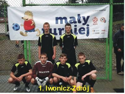 Drużyna z Gimnazjum w Lubatowej wygrała w Rzeszowie !