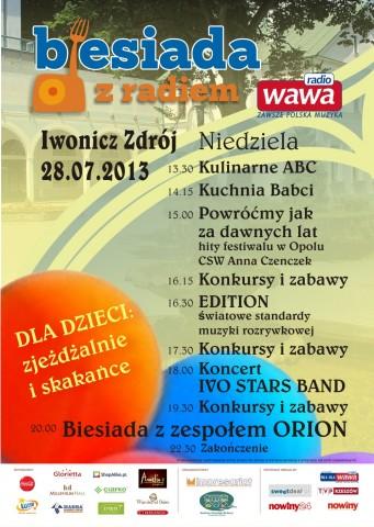 Biesiada z Radiem WAWA
