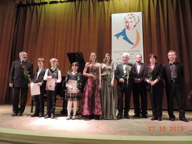 Zakończył się VI Festiwal im. Księcia M.K. Ogińskiego