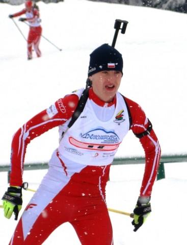 Rafał Penar wygrywa na Słowacji