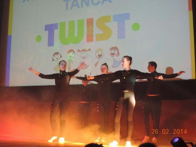 Laureaci XV Gminnego  Konkursu Tańca
