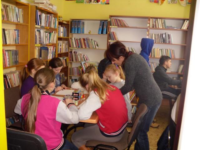 Ferie 2014 z bibliotekami.