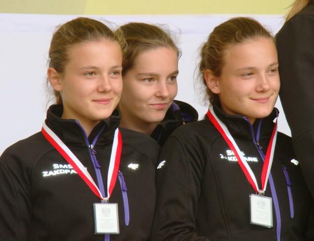 Biathloniści na szóstkę !!!