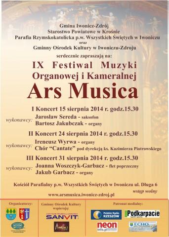 IX Festiwal Muzyki Organowej
