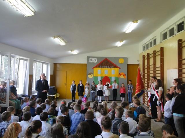 Akademia z okazji rozpoczęcia roku szkolnego