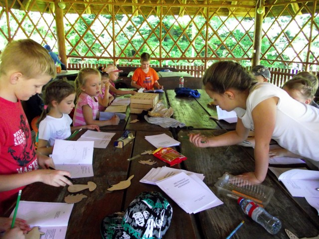 Wycieczka – Ośrodek Edukacji Ekologicznej