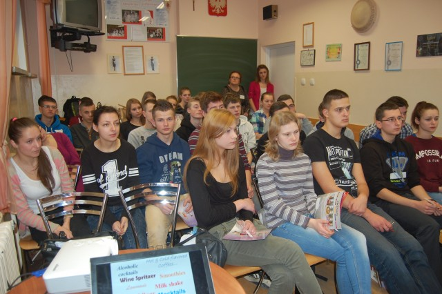 """Sukces ucznia """"Gastronomika"""" w OGÓLNOPOLSKIM KONKURSIE i nagroda dla szkoły"""