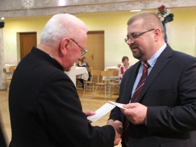 Spotkanie Opłatkowe w Iwoniczu