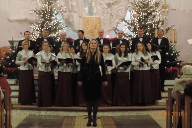 IV Noworoczny Koncert Chórów