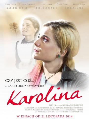 Karolina w Kinie Wczasowicz od 16 do 21 stycznia