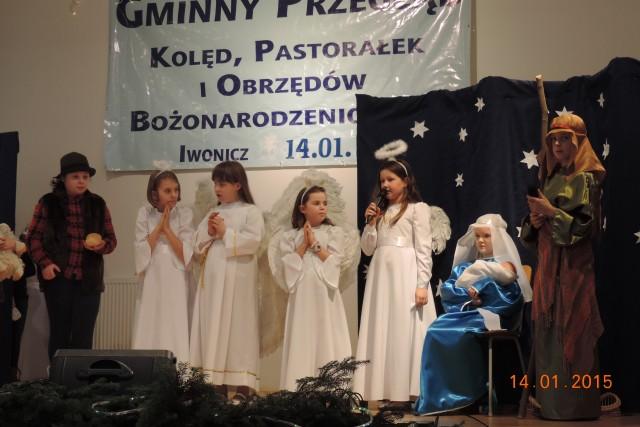 XVI Gminny Konkurs Kolęd, Pastorałek i Tradycji  Bożonarodzeniowych