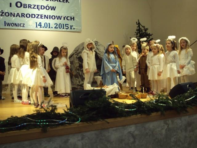 Gminny Konkurs Kolęd i Pastorałek