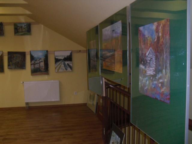 Wystawa malarstwa Wojciecha Zagórskiego