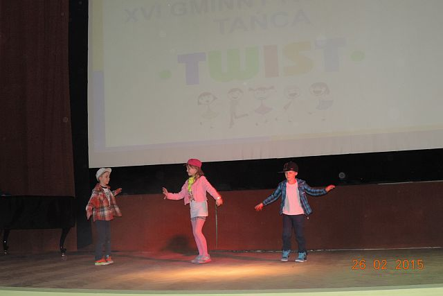 XVI Gminny Konkurs Tańca