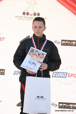 Kolejne medale w biathlonie !!!