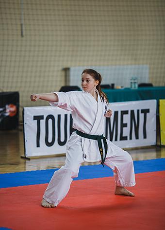 VI Ogólnopolski Turniej Karate Kyokushin